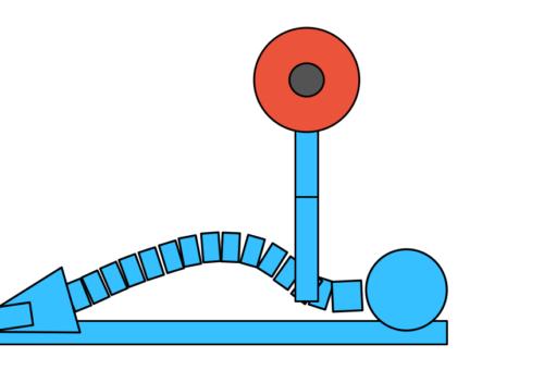 ベンチプレスで理想的なバーベルの軌道とは? モーメントアーム